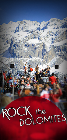 Rock the Dolomites - Music Festival